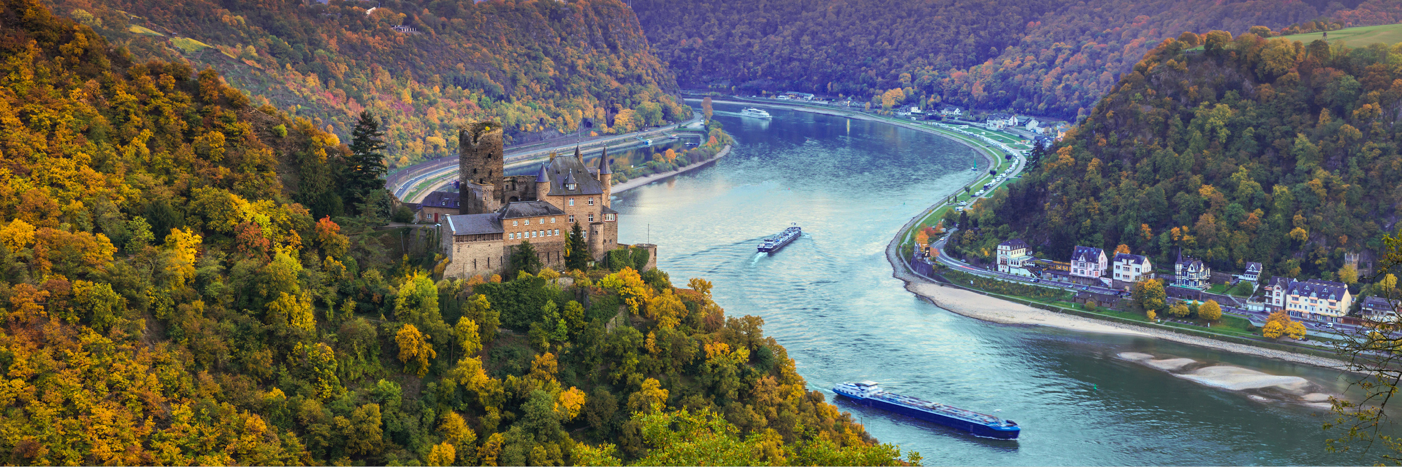 A Taste of the Rhine (Southbound)