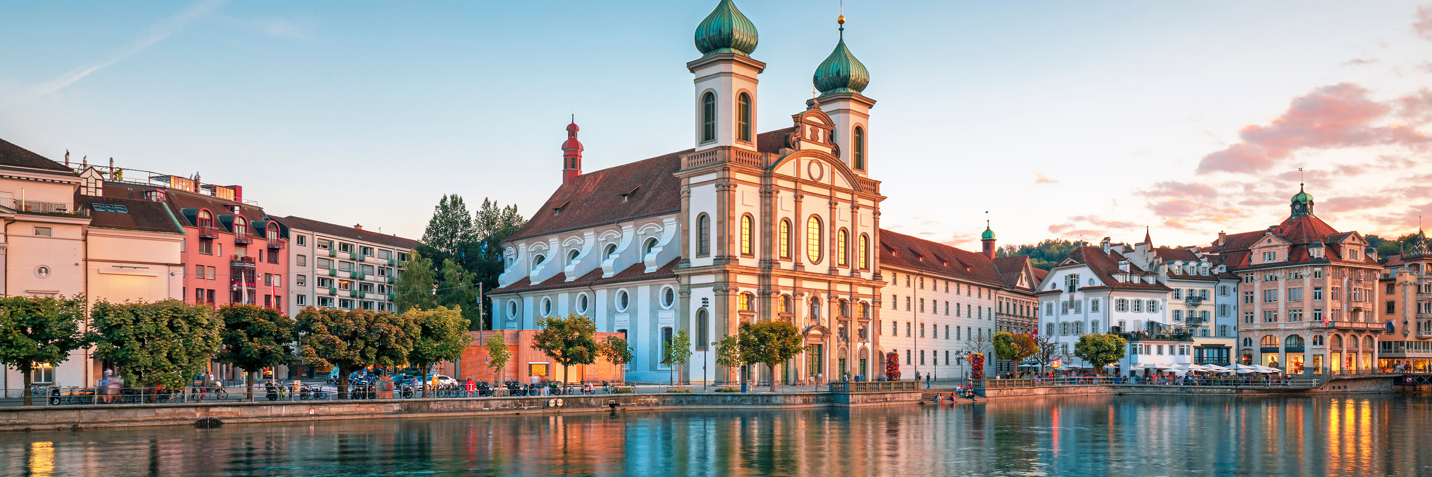 Romantic Rhine with 1 Night in Amsterdam  & 2 Nights in Lucerne (Southbound)