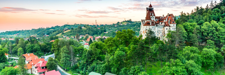The Danube from Croatia to the Black Sea with 2 Nights in Transylvania