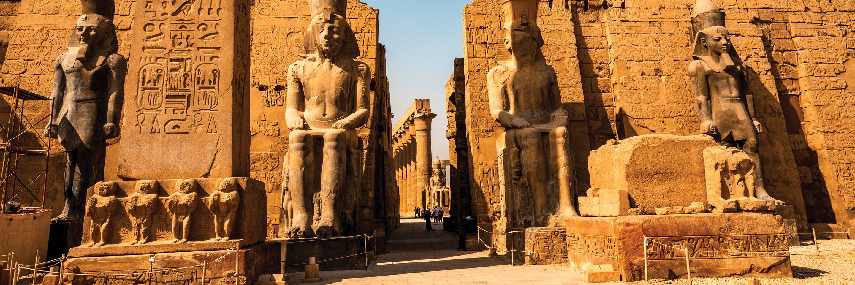 Egyptian Escape with Nile Cruise