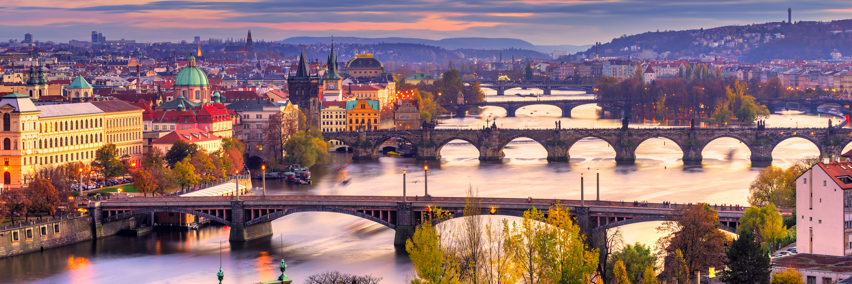 Once upon Three Rivers: the Rhine, Moselle & Main with 2 nights in Prague and 2 nights in Paris