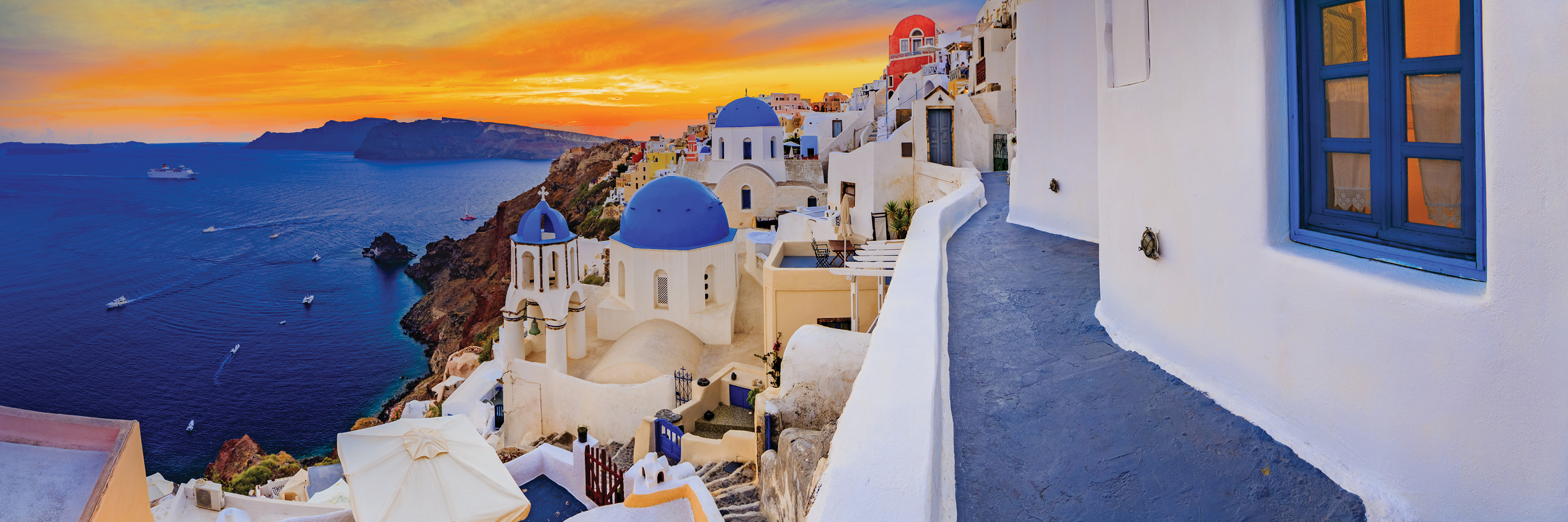 Italy & Greece with Iconic Aegean Islands Cruise