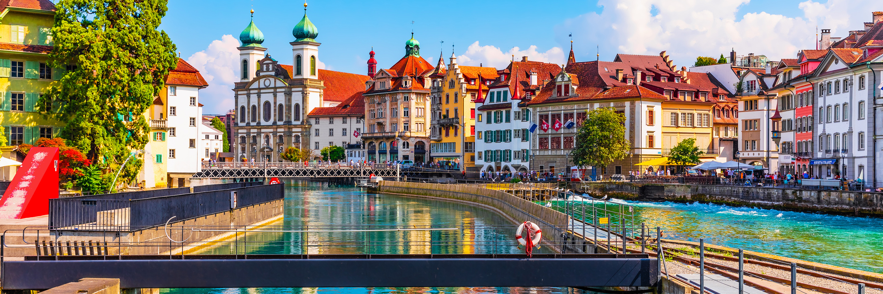 Enchanted Europe 2 Nights in Budapest  and 2 Nights in Lucerne (Westbound)