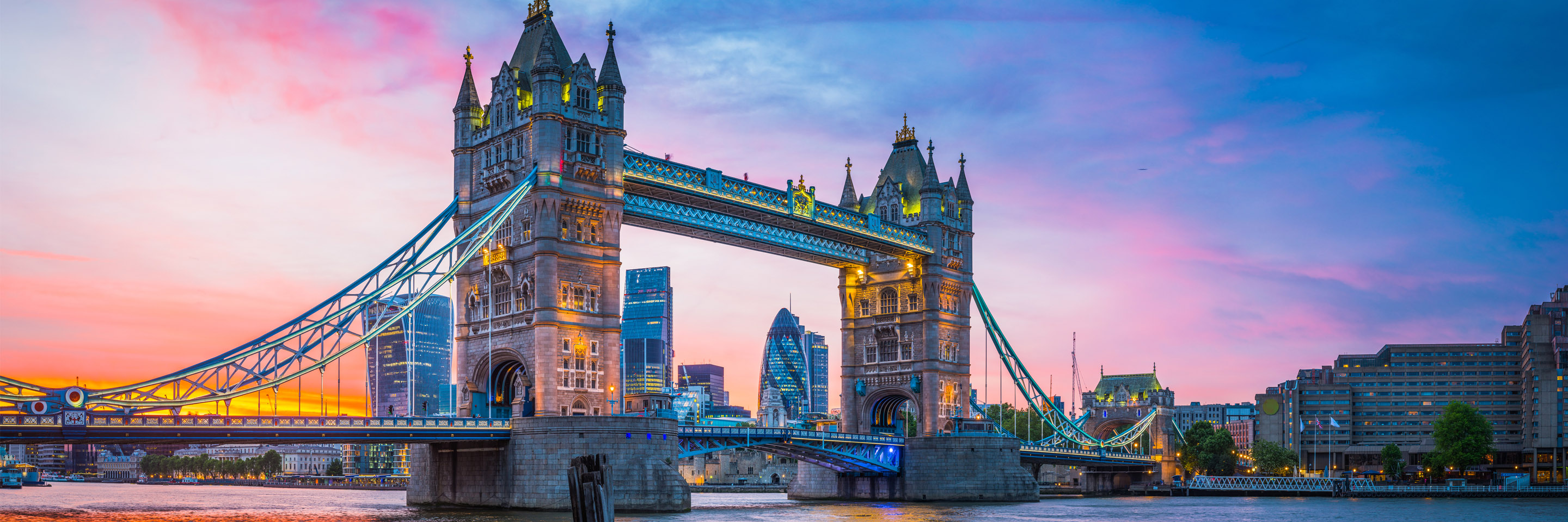 London vacation package