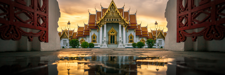 Fascinating Vietnam, Cambodia   & the Mekong River with Bangkok (Northbound)
