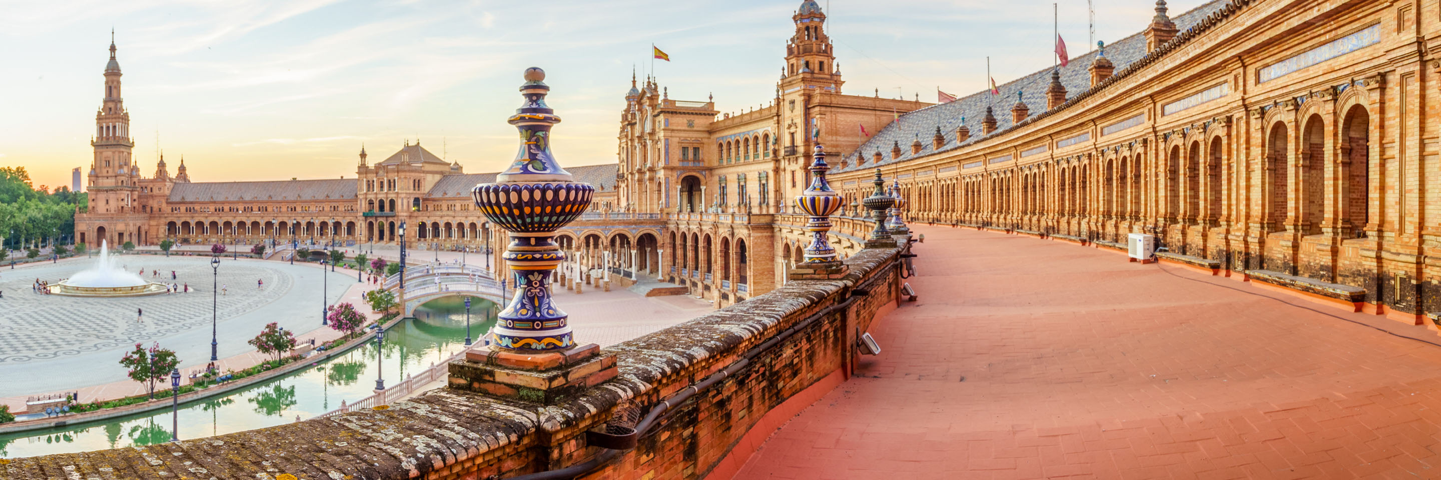 Spain guided vacations