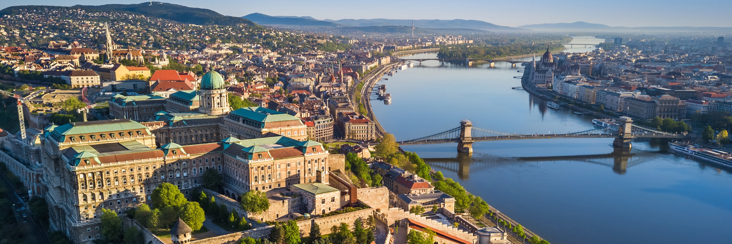 Enchanted Europe 2 Nights in Budapest and 2 Nights in Lucerne for Beer Enthusiasts (Westbound)