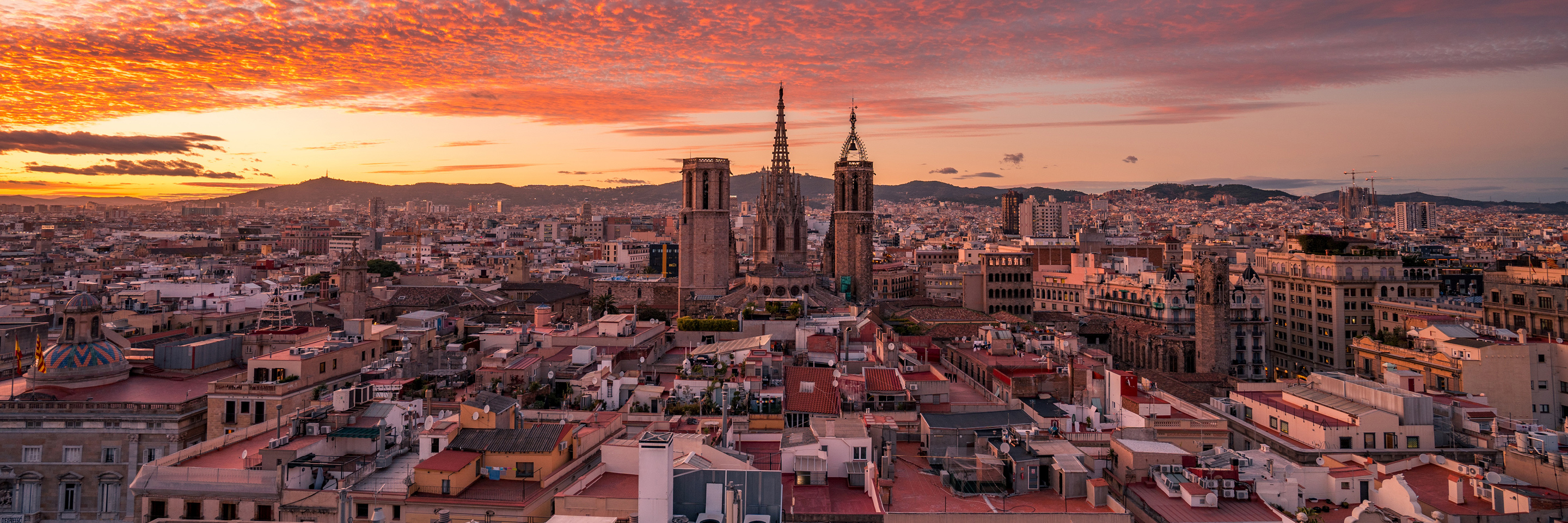 A Culinary Experience on Rhine & Rhône Revealed with 2 Nights in Nice & 3 Nights in Barcelona (Southbound)