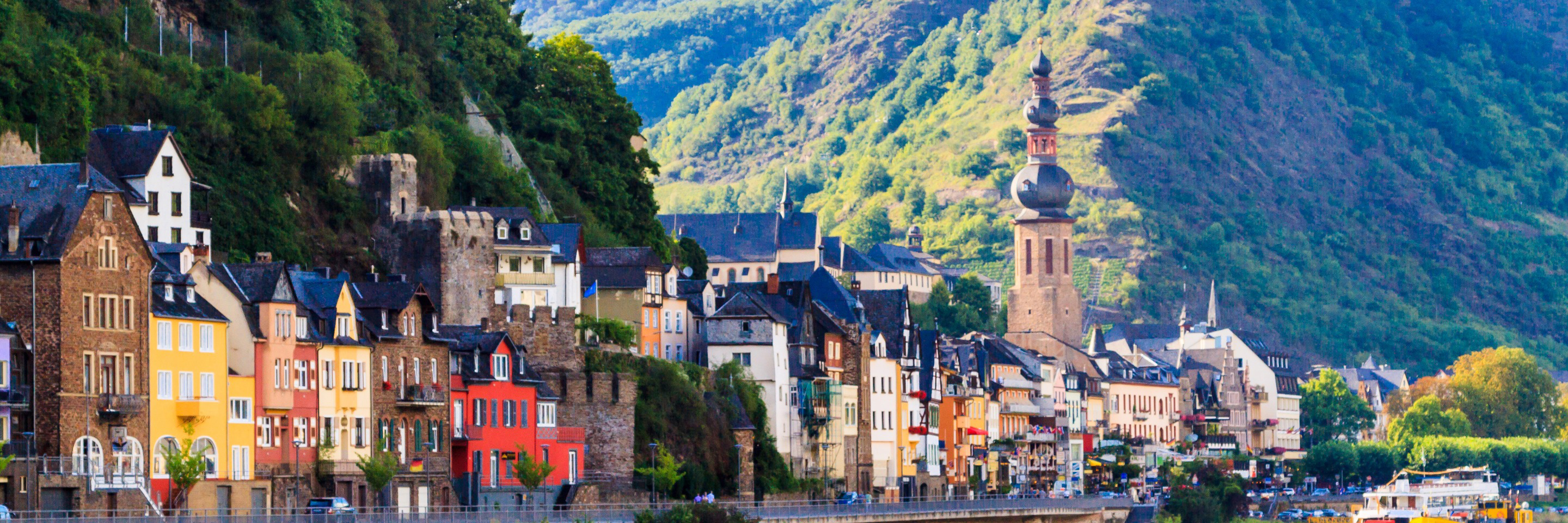 The Rhine & Moselle: Canals, Vineyards & Castles with   1 Night in Amsterdam & 2 Nights in Paris for Wine Lovers