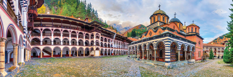 Treasures of the Balkans & Transylvania