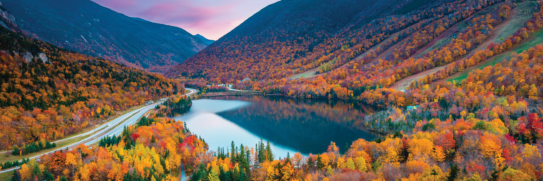 Passage through New England & Eastern Canada