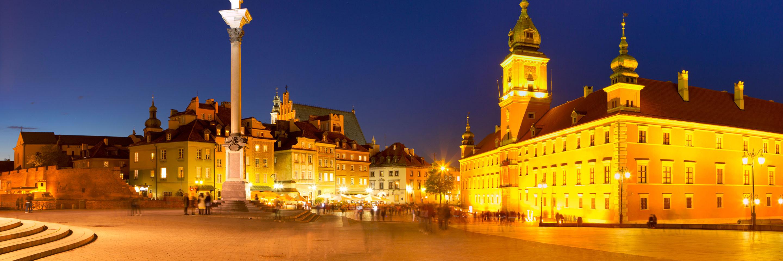 Warsaw Poland Vacation