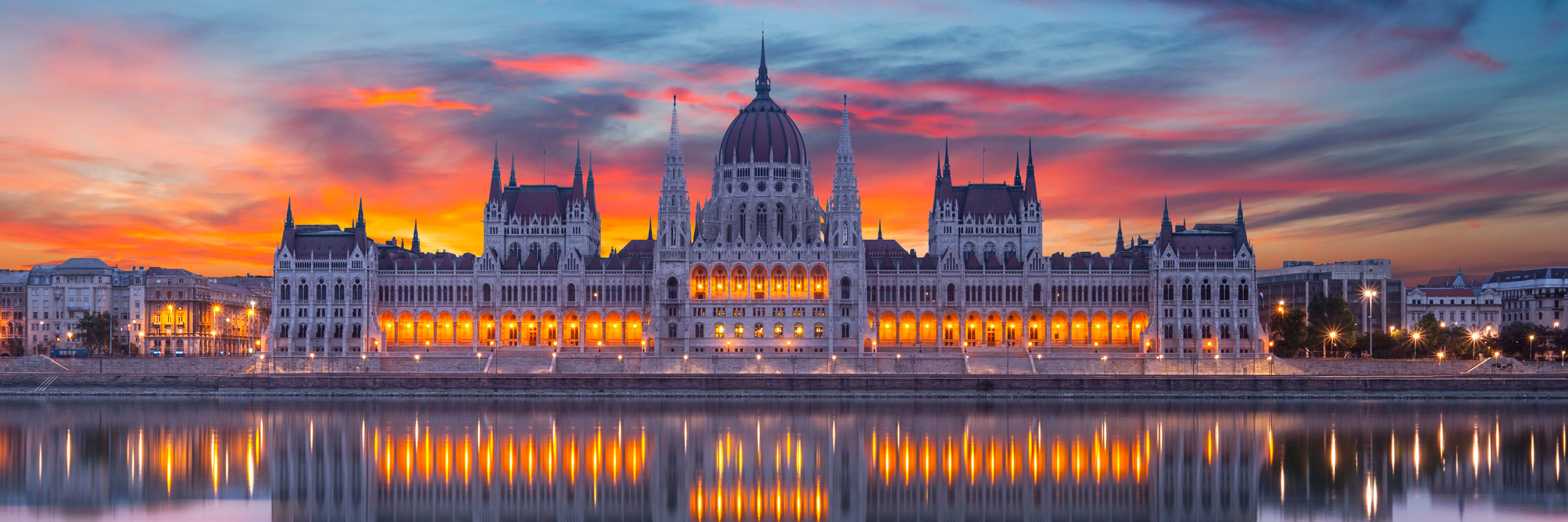 Jewels of Central Europe with 2 nights in Budapest