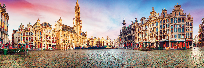 Holland, Luxembourg & Belgium