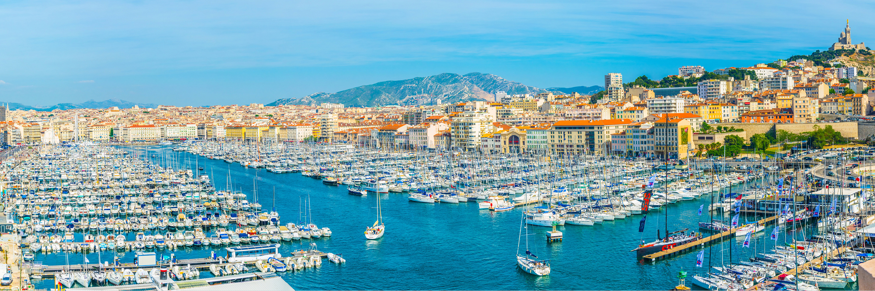 Grand France with 1 Night in Marseille (Southbound)