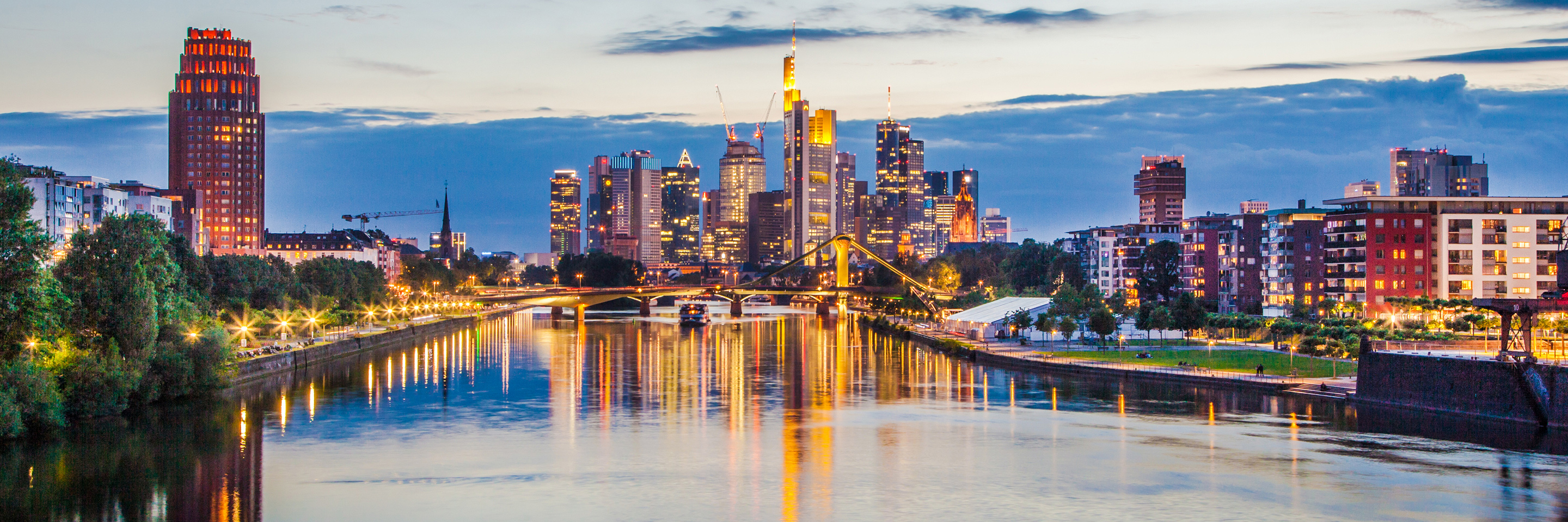 A Taste of the Rhine with 2 Nights in  Frankfurt (Southbound)