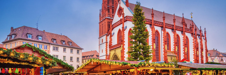 Christmastime from Vienna to Frankfurt