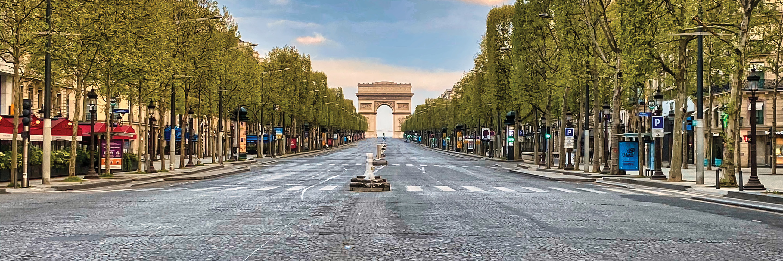 Britain Sampler with Paris