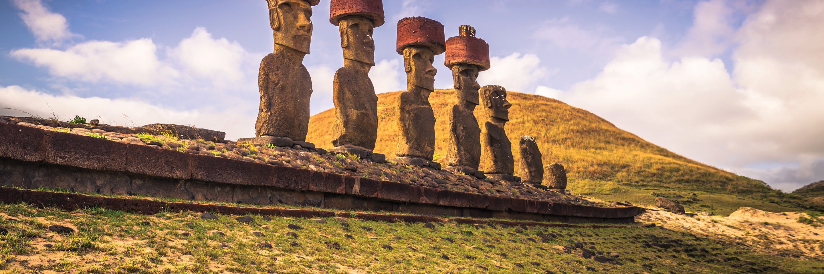 South American Odyssey with Easter Island