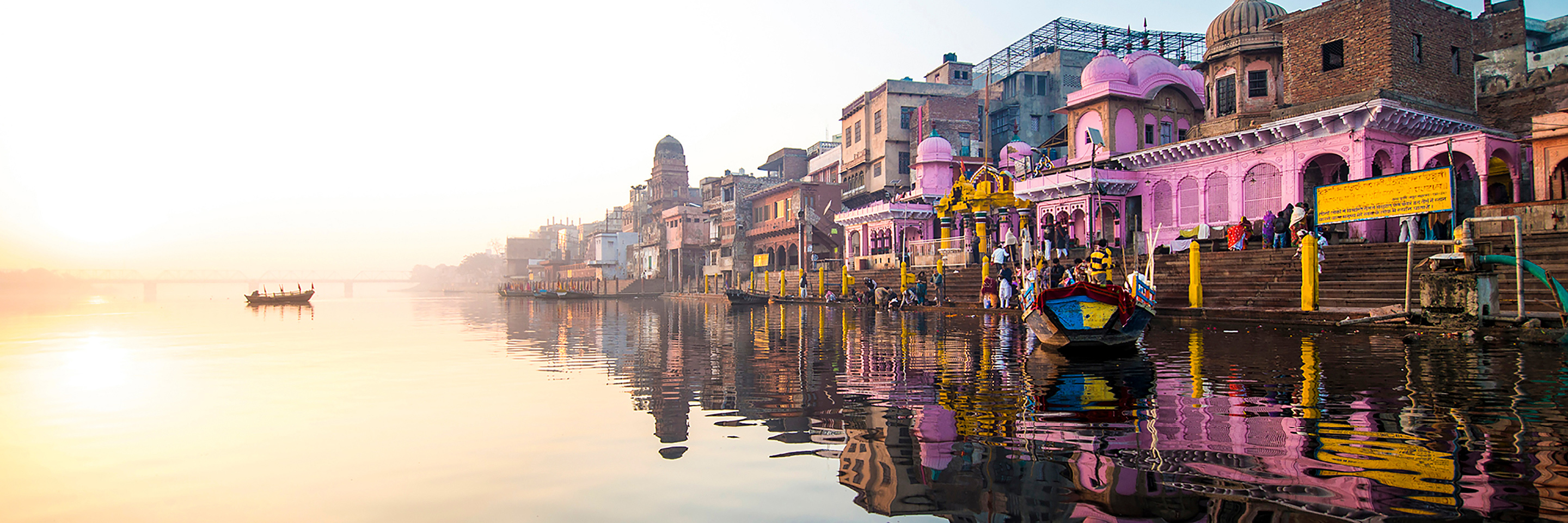 Colorful India & the   Ganges River with Southern India & Varanasi