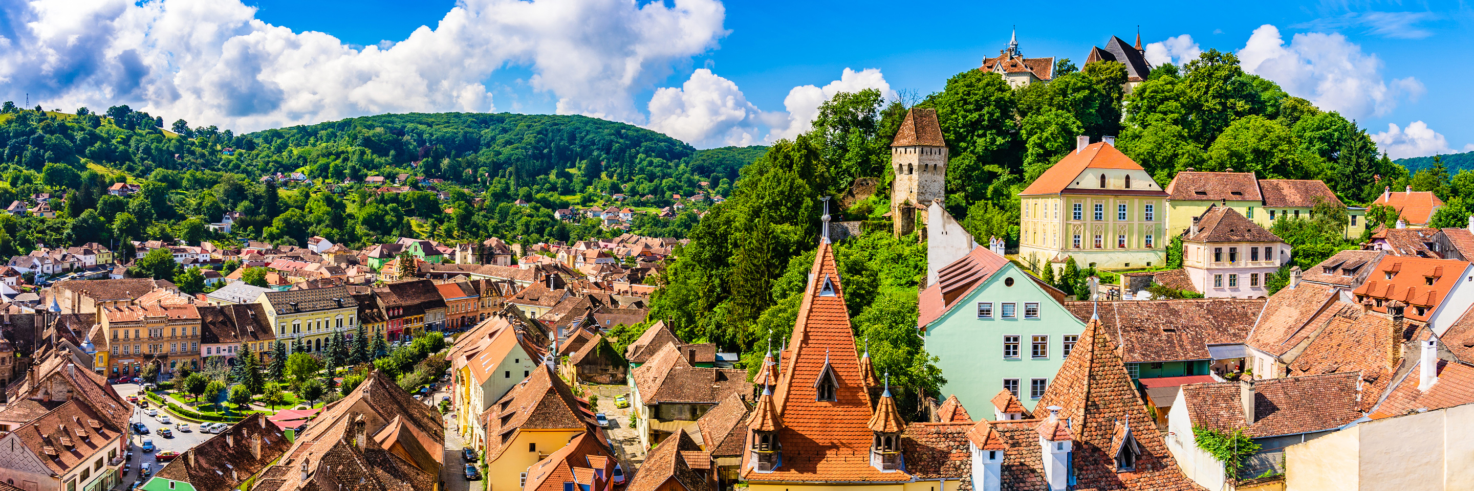 The Danube from Germany to the Black Sea with 2 Nights in Transylvania