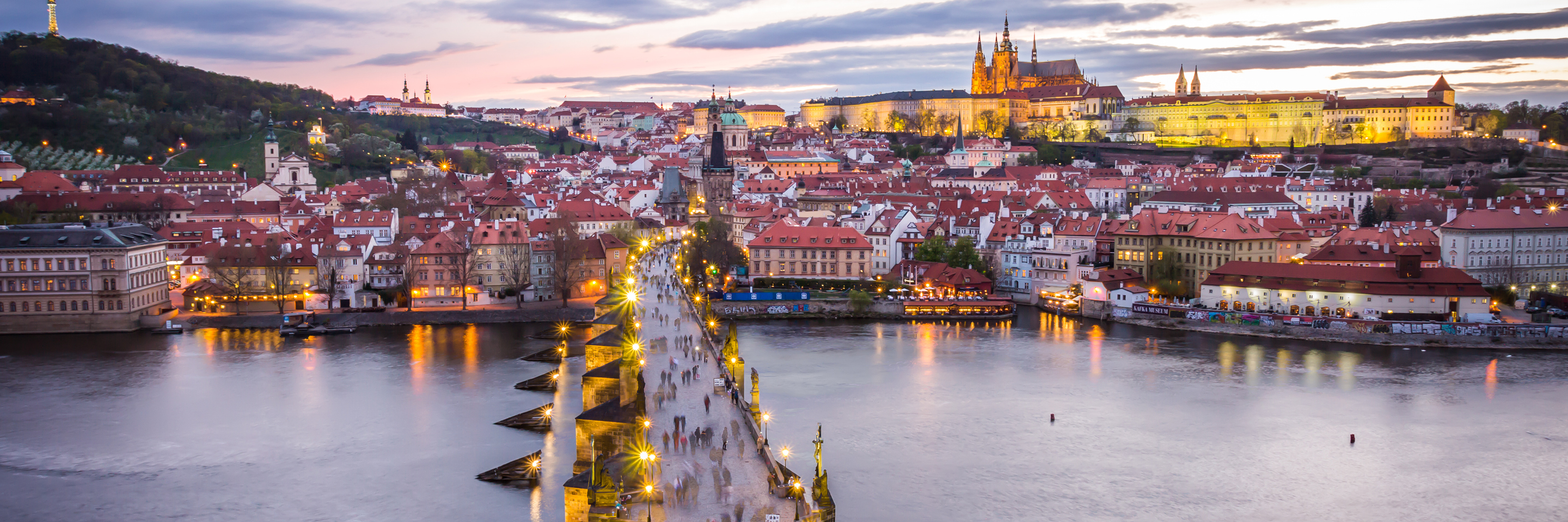 The Blue Danube Discovery with 2 Nights in Prague
