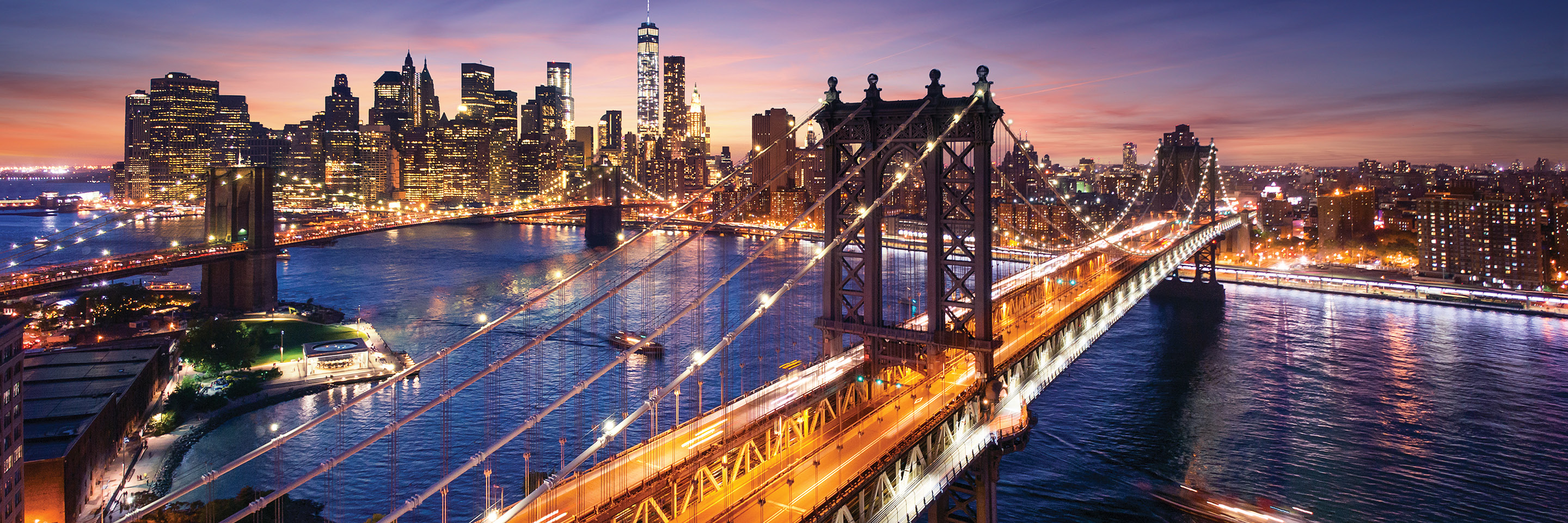 New York City, Niagara Falls & Washington DC with Extended Stay in New York City