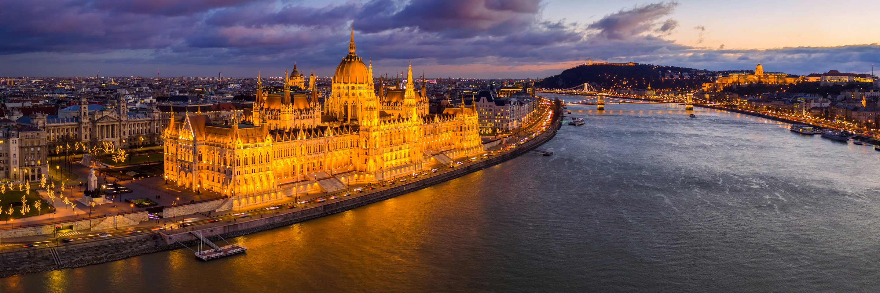 Jewels of Central Europe with 2 nights  in Budapest for Photography Enthusiasts