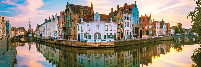 Holland, Luxembourg & Belgium with Paris