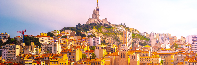 Rhine & Rhône Revealed with 1 Night in Marseille for Wine Lovers (Northbound)