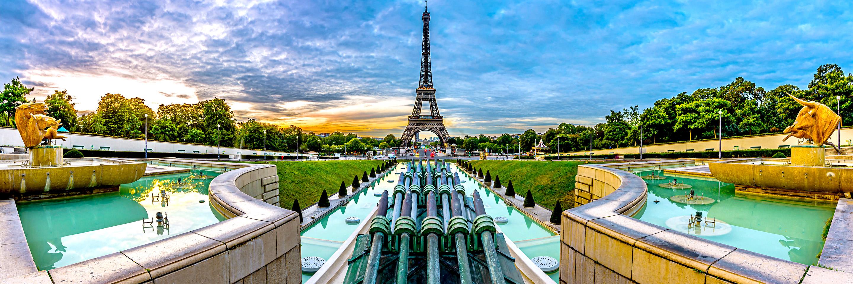 Globus Europe Explore Paris