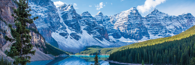 Canadian Rockies Escape
