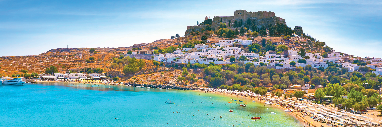 Iconic Aegean with 4-Night Cruise