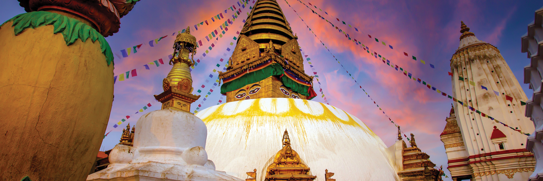 India's Golden Triangle with Dubai & Kathmandu