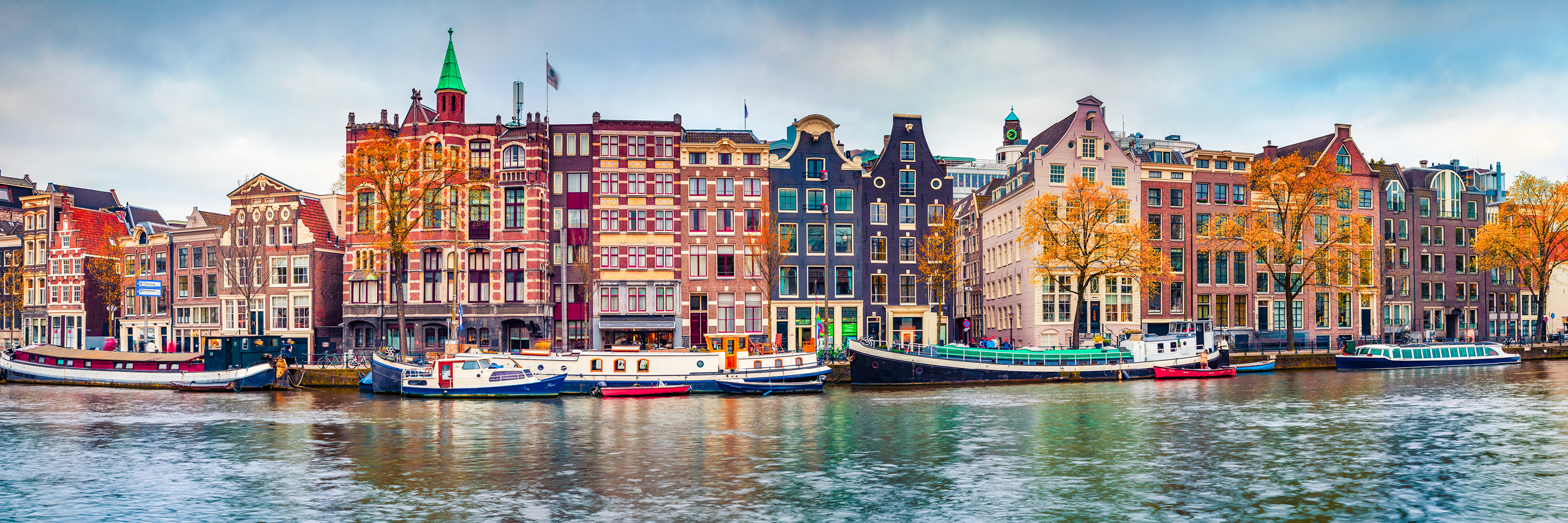 Tulip Time Cruise with 1 Night in Amsterdam & 3 Nights in   Paris