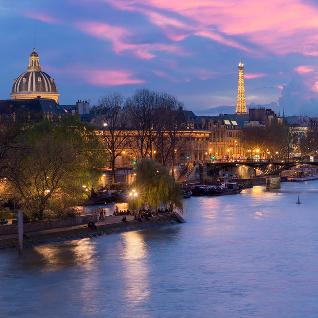 Romantic Rhine Author Cruise with Diana Gabaldon with 3 nights in Paris & 3 nights in London