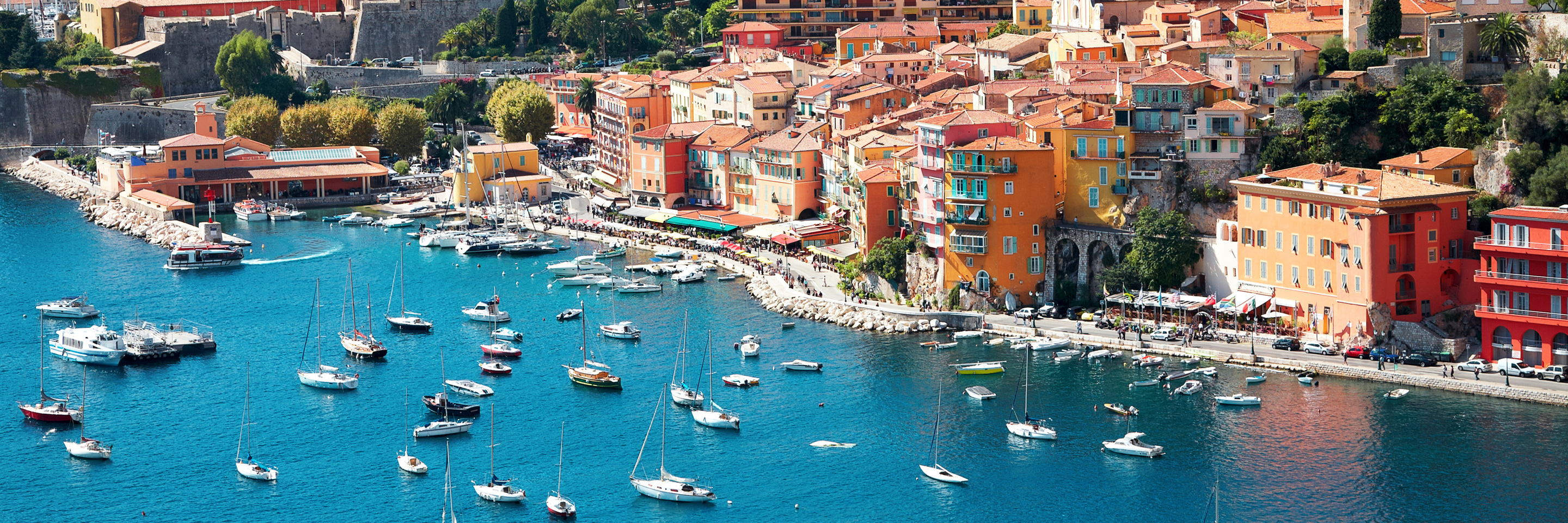 Grand France with 2 Nights in Nice & 3 Nights in Barcelona (Southbound)