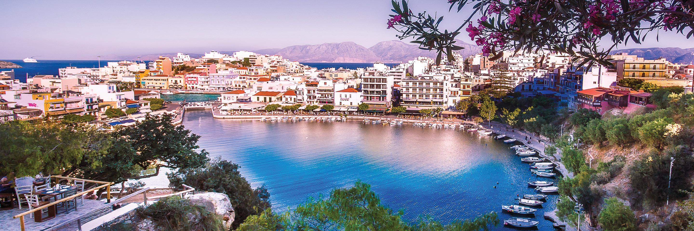 Idyllic Aegean with 7-Night Cruise