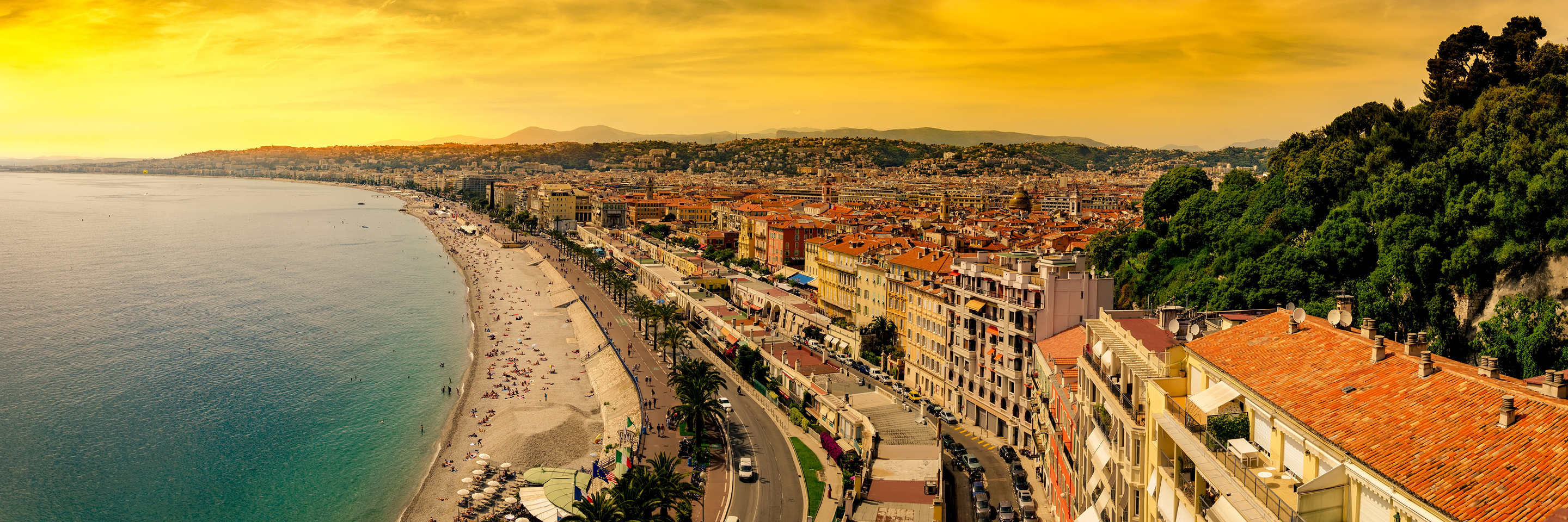 Burgundy & Provence with 2  Nights in Aix-en-Provence & 2 Nights in Nice for Wine Lovers (Southbound)
