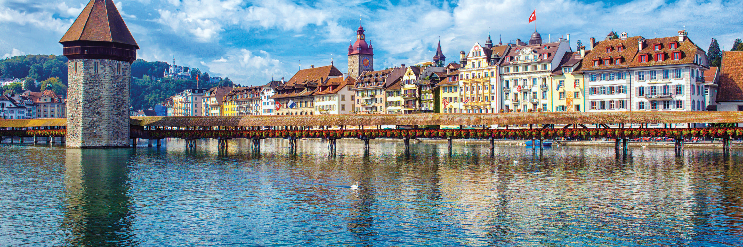Active & Discovery on the Rhine with 2 Nights in Lucerne