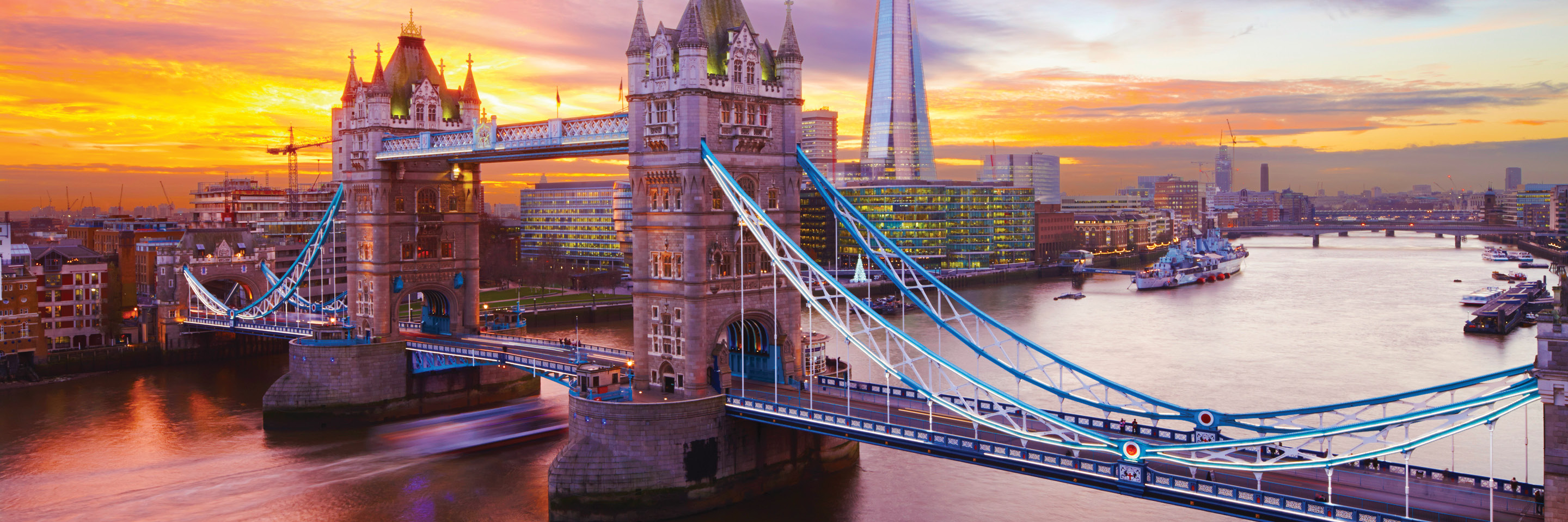 The Best of Europe with London
