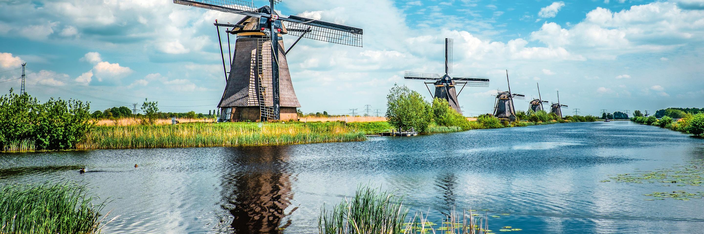 Bites, Brews, Views & Canals  of Belgium & Holland