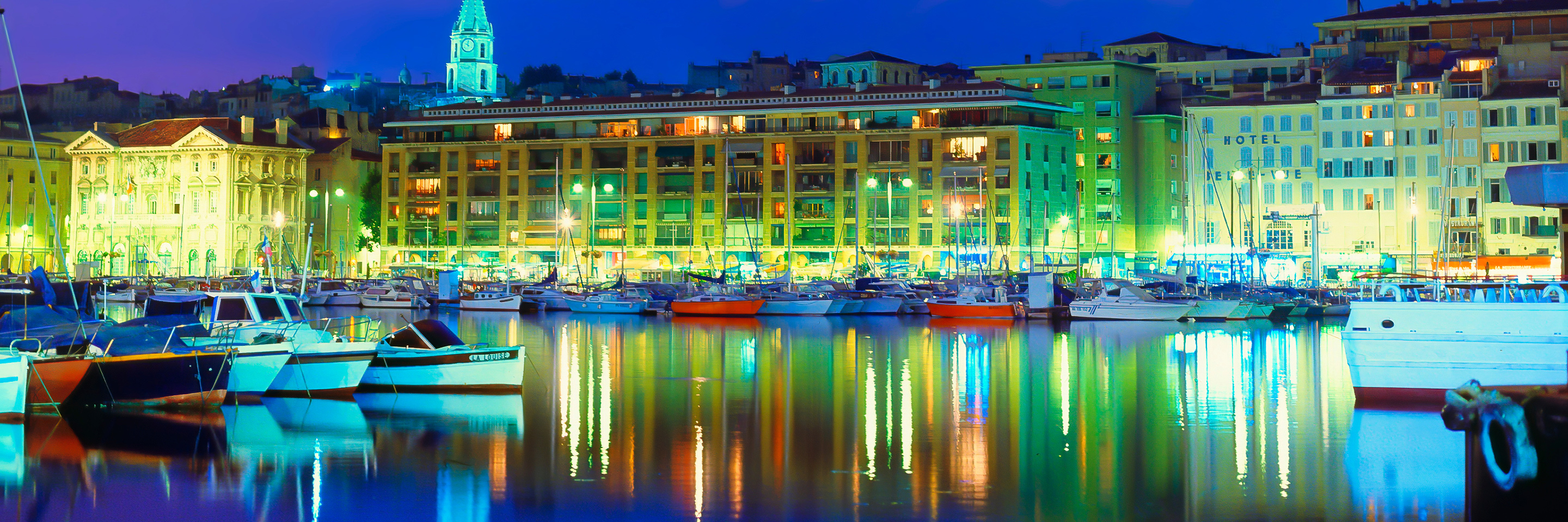 Rhine & Rhône Revealed with 1 Night in Marseille for Wine Lovers (Southbound)