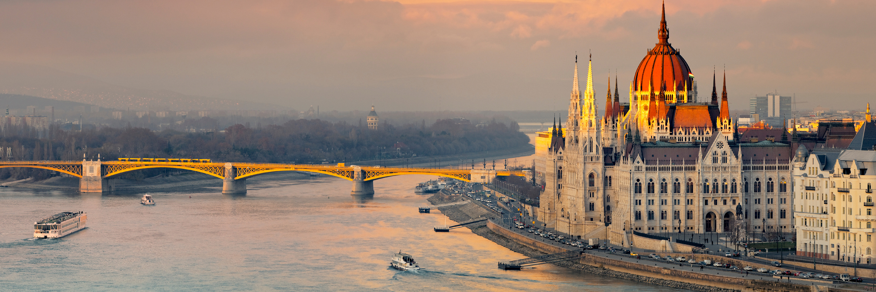 The Danube from the Black Sea to Budapest with 2 Nights in Transylvania & 1 Night in Budapest