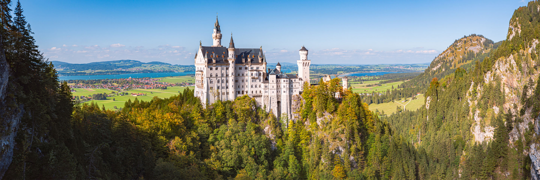 King Ludwig's Neuschwanstein Castle Germany Tours