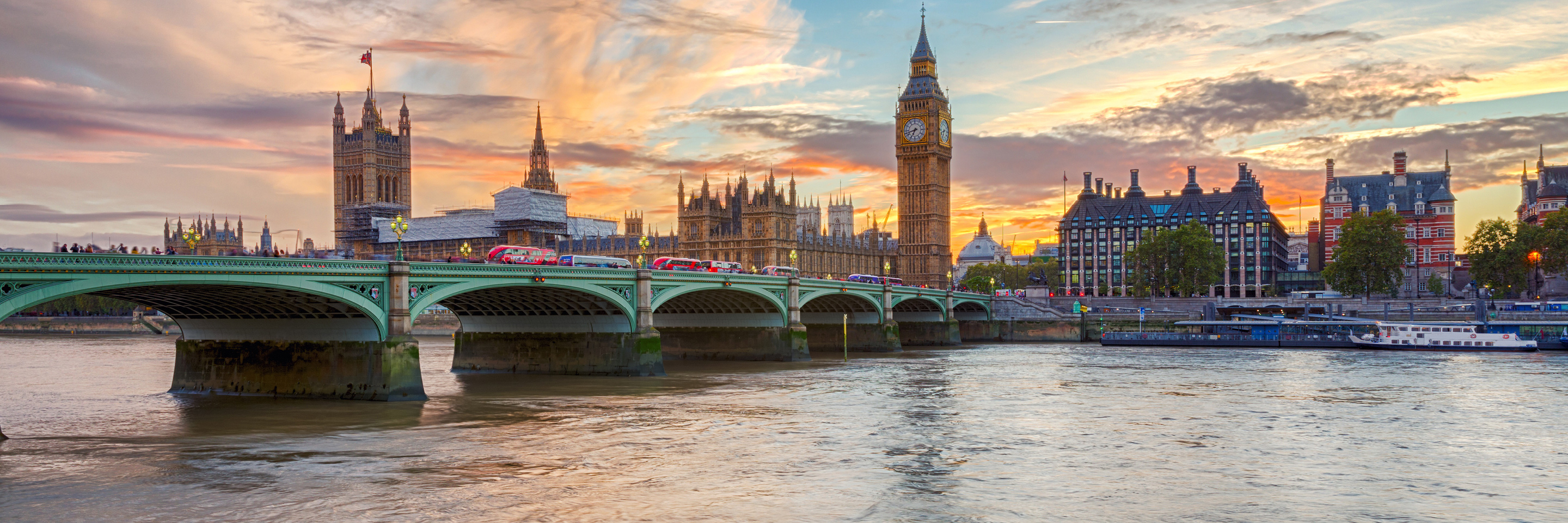 Jewels of Central Europe with 2 nights in  Paris & 2 nights in London