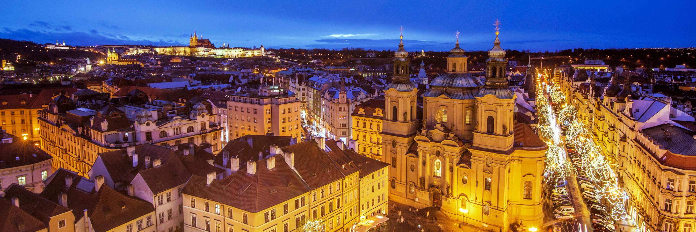 Festive Season on The Legendary Danube with 2 Nights in Prague