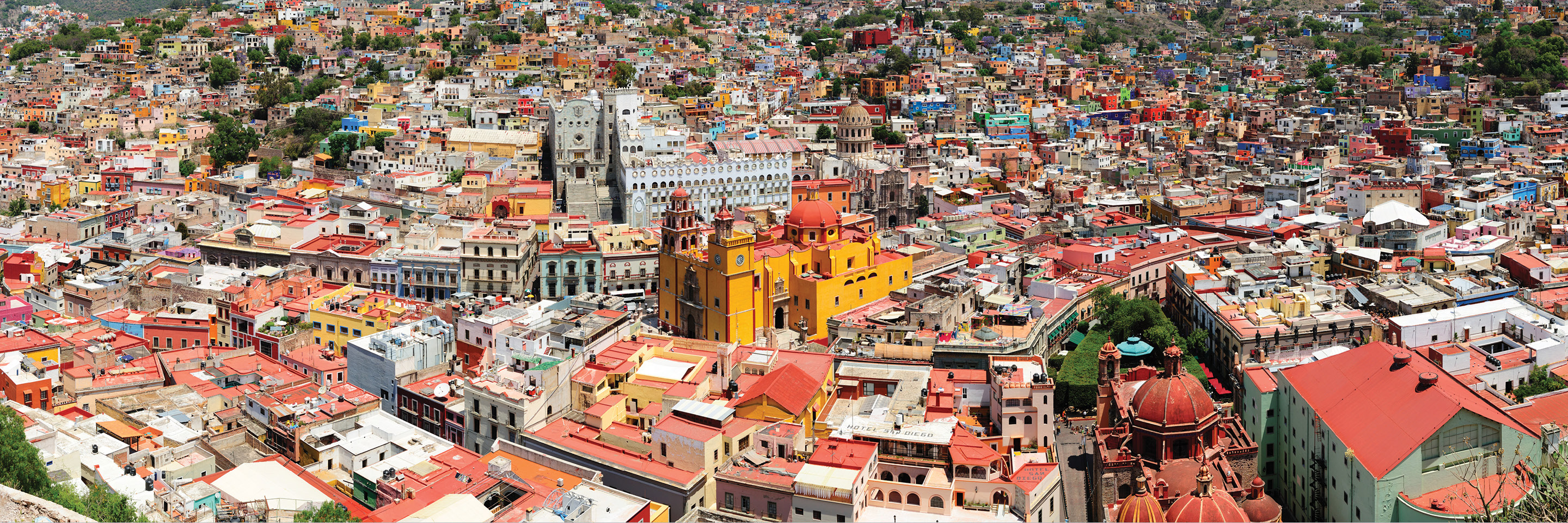 Mexico's Magical Colonial Cities