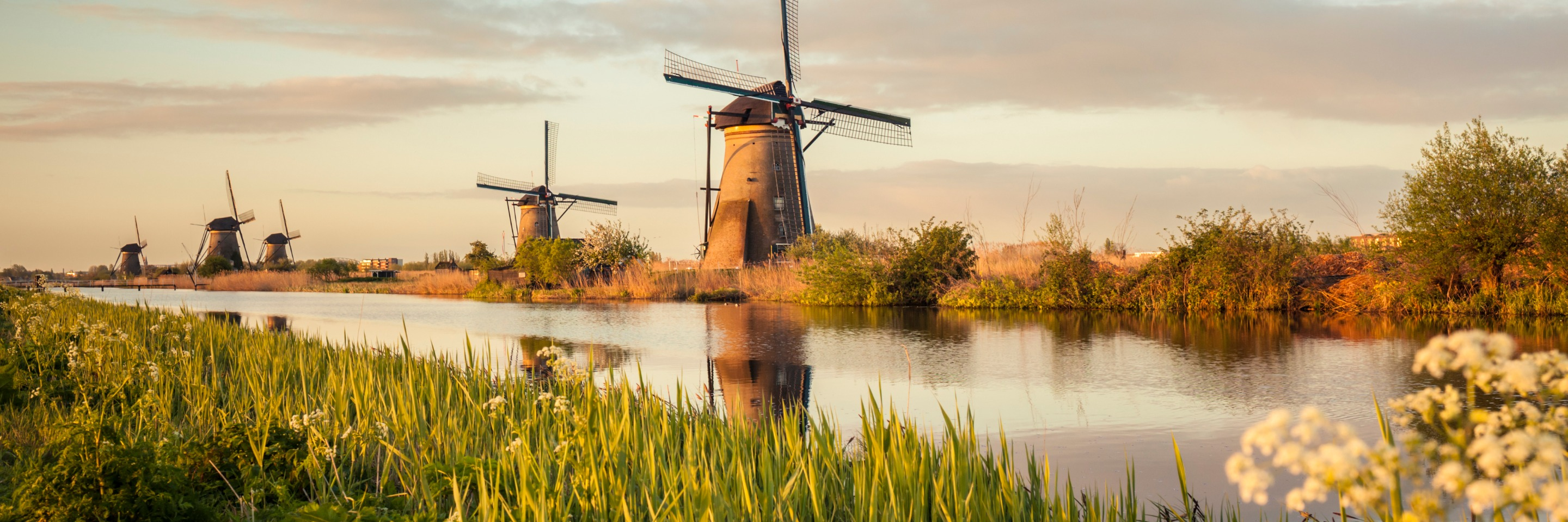 Bites, Brews, Views & Canals   of Belgium & Holland with 1 Night in Amsterdam