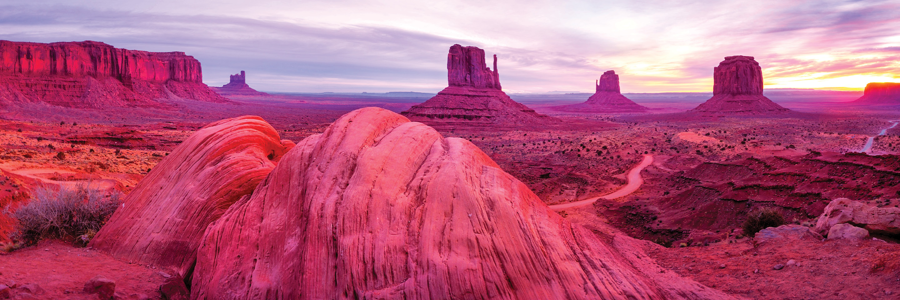 Highlights of the Canyonlands